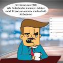 Cartoon: Texelaar (week 41)